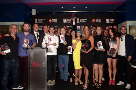 Remko Rinkema, Dzmitry Urbanovich, and Others Earn European Poker Awards