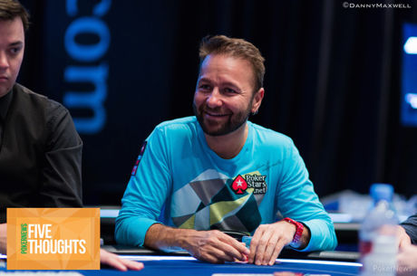Five Thoughts: WSOP Improves, Kid Poker Doc Rocks, and Ole Schemion Truly Wins Twice