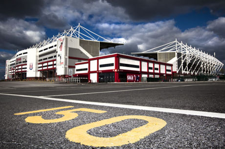 Stoke City's Stadium to be Renamed The bet365 Stadium