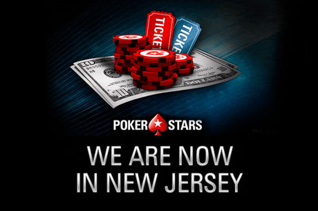 Grab $50 For Free at PokerStars NJ Today!