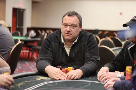 Randy Clements Leads After Day 1a of the 2016 RunGood Poker Series Tulsa Main Event