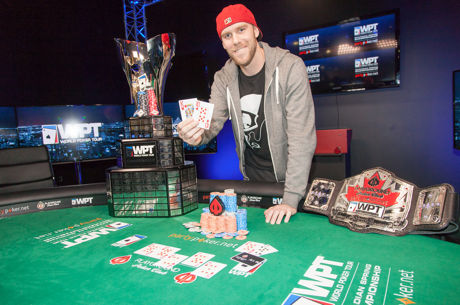 Seth Davies Wins First Event of Season 15 of the World Poker Tour