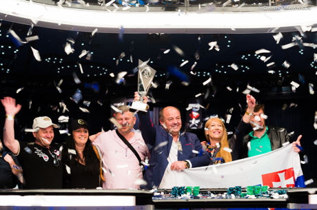 Jan Bendik gewinnt das EPT Grand Final Main Event