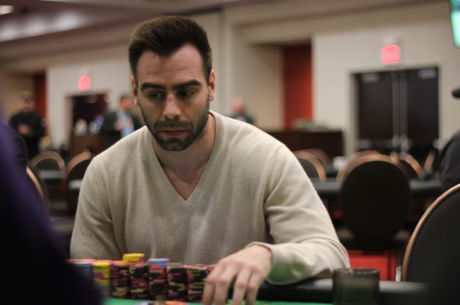 Big Lead for Olivier Busquet Heading To Day 2 of RunGood Poker Series Tulsa Main Event