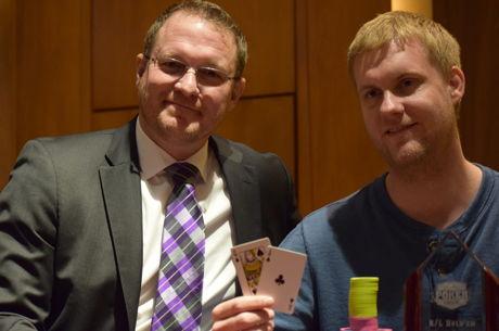 Joe Ebanks Wins Hollywood Poker Open Columbus Regional Main Event