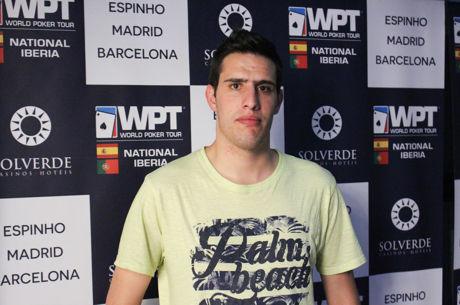 Fábio Silva Lidera Mesa Final Welcome WPT High Roller
