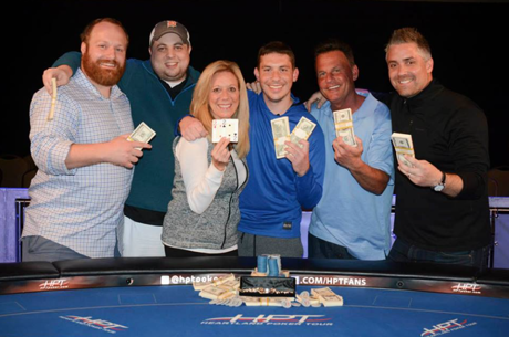 Casey Carroll Wins Heartland Poker Tour Ameristar East Chicago for $174,469