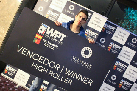Fábio Silva Vence Welcome WPT High Roller (€22.814)
