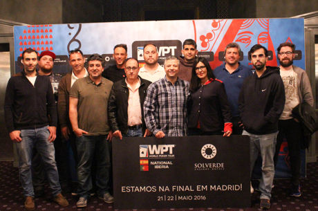 Final do Main Event WPT National Iberia Hoje às 16:00 na PokerNews