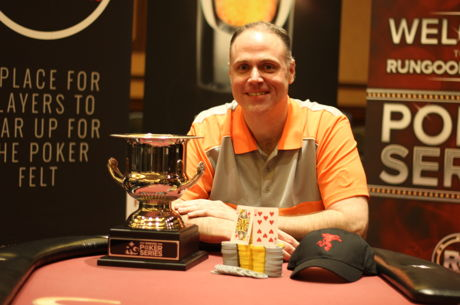 Making the First Cash Count: Chris Wicks Wins RunGood Council Bluffs Main Event