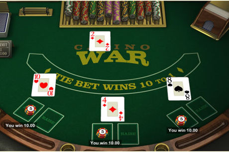 A Terrific Casino War Strategy For Beginners