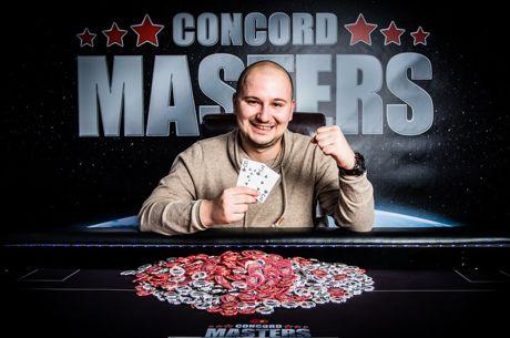 Mario Menićanin Osvojio Concord Masters za 47,000€