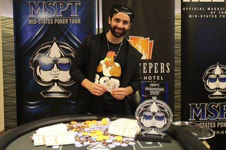 Aaron Massey Wins Biggest MSPT Outside of Vegas for $174,658