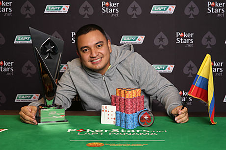 Andres Carrillo Wins LAPT Panama for $138,225, Aaron Mermelstein Third