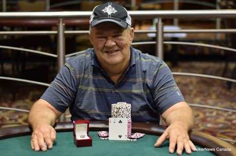 Richard Kirby Shines Bright in Diamond Poker Classic Event #1