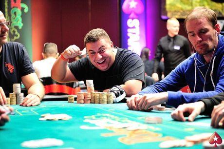 Ясен Дичев води по чипове след Ден 2 на Eureka Poker Tour...