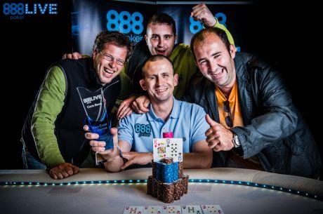 Manuel Cabello Florensa gana el Main Event del 888Live Costa Brava