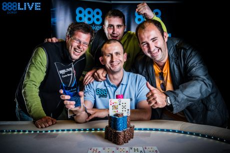 """888Live"" pokerio festivalį Kosta Bravoje laimėjo Manuelis Florensa"