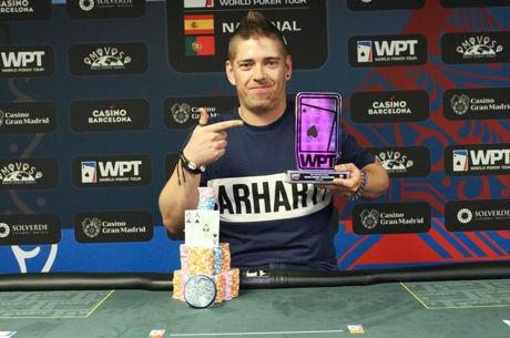 José López gana el primer Main Event del WPT National Iberia por €71.000