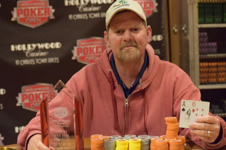 $125 To $34,720: Chris Chapman Parlays a Satellite Ticket To Winning HPO Charles Town