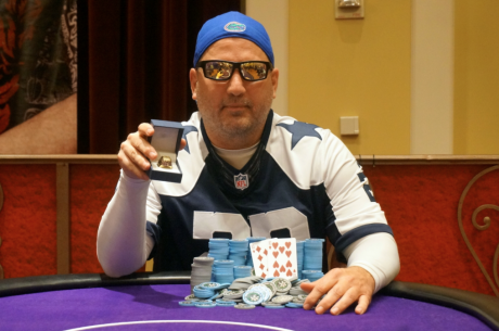 David Hubbard Wins Final WSOP Circuit Main Event of the Season in New Orleans