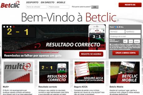 Betclic Recebe 1ª Licença Lusa de Exploração de Jogos e Apostas Online