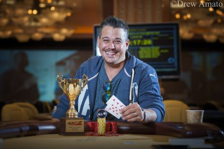 "Survivor Legend ""Boston"" Rob Mariano Wins Second Event at 2016 Run It Up Reno"