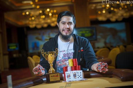 Thomas Dominguez Wins First Pot-Limit Omaha Event at the 2016 Run It Up Reno