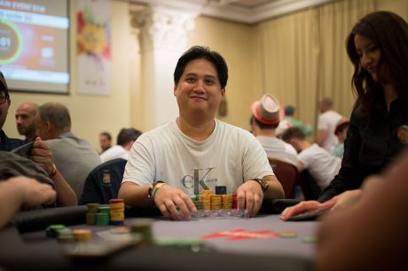 Cheng-Wei Yin Leads the Pack After Day 1a of the 2016 Winamax SISMIX Main Event