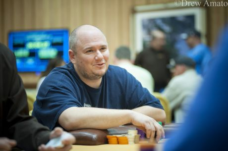 Paul Sampson Crushes On Day 1b of the 2016 Run It Up Reno Main Event