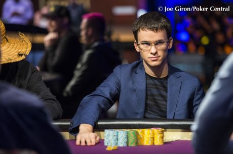 Timofey Kuznetsov Crushes Day 1 of 2016 Super High Roller Bowl To Lead 35 Survivors