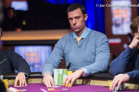 Matt Berkey toma el mando antes del Día 3 del $300.000 Super High Roller Bowl