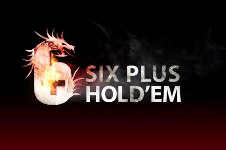 """""""Six Plus Hold'em"""" formate pridėti aukštesni žaidimo lygiai"""