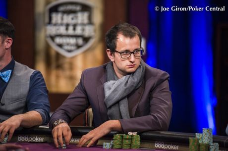 Final Table Super High Roller Bowl: Kempe Líder; Seidel e Hellmuth são os Short's