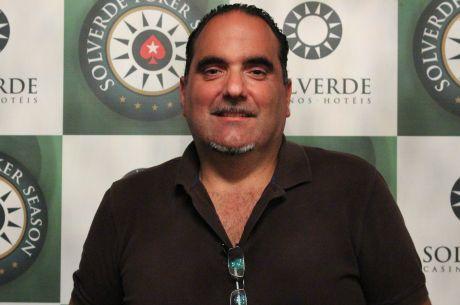 David Santos Comandou Dia 1C do Four Seasons Super Spring €25.000 GTD