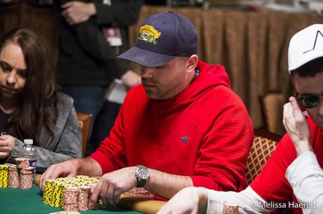 WSOP 2016: Spencer Barret Lidera Dia 1 Evento #1 - Casino Employees