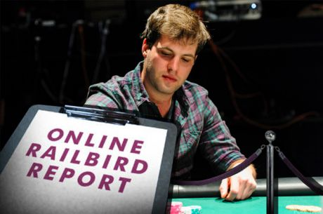 "The Online Railbird Report: Ben ""Sauce123"" Sulsky Nearing $5 Million Profit Online"