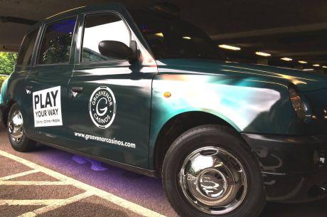 Grosvenor Launches a Casino in a London Cab