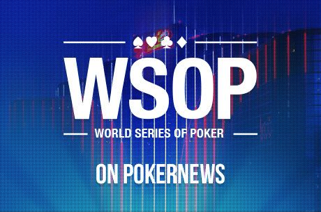 2016 WSOP Day 1: Action Kicks Off With $565 Casino Employees Event