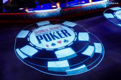2016 World Series of Poker: Das erste Bracelet ist vergeben