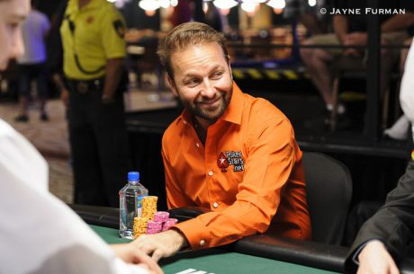 Daniel Negreanu Starts His 2016 WSOP Grind in the Present