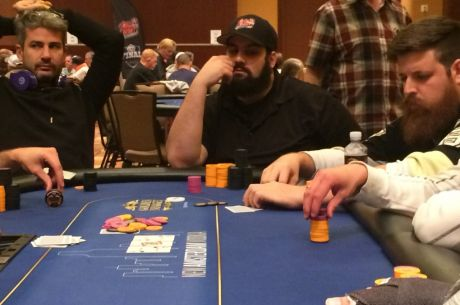 Comisso Bags Huge After Day 1b of Poker Night in America's $1,675 Golden Nugget Event