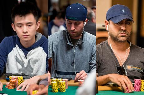 WSOP 2016: Ben Yu, Kyle Julius e Vinny Pahuja na Mesa Final do Evento #4