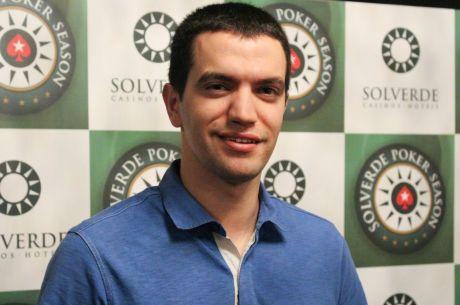 André Andrade Lidera Four Seasons Super Spring com 12 em Jogo