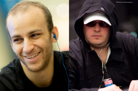 2016 WSOP Day 5: Sorel Mizzi and Shawn Buchanan Survive Dealers Choice Day 1