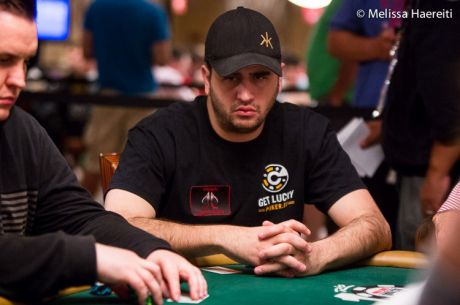 2016 World Series of Poker: Robert Mizrachi holt 4. Bracelet