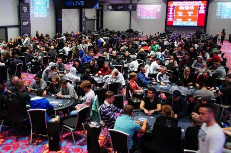 Five Mistakes Rookies Make in Live Tournaments Without Realizing It