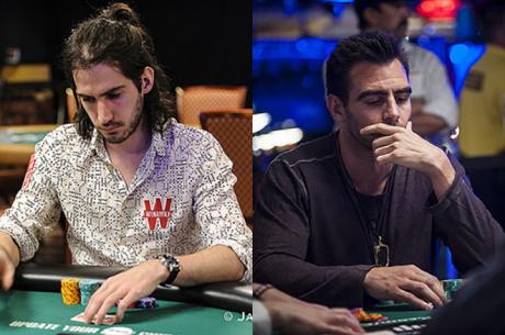 WSOP 2016: Alexandre Luneau e Olivier Busquet na Luta pelo Ouro no Heads-Up $10k