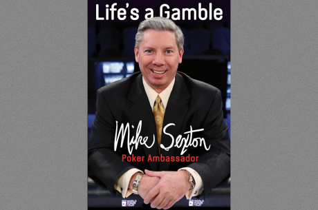 Win an Invite To Mike Sexton's Book Launch and Signed Copy of 'Life's a Gamble'