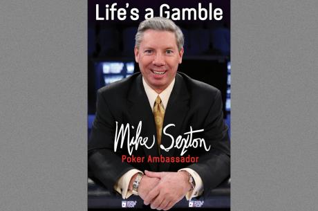 Gewinnen Sie eine Einladung zu Mike Sexton's Buch Veröffentlichung